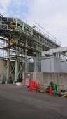 H,30年5月 福岡県 旭硝子 塗装用足場工事
