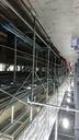 R2年1月  ダクト足場工事、保温工事一式